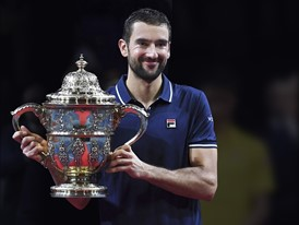 c79114cd8051 FILA Tennis Athlete Marin Cilic Wins 2016 Swiss Indoors Title   Qualifies  for ATP World Tour.
