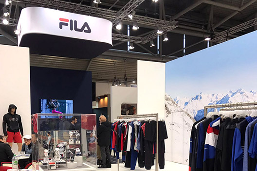 70c77f74c3be Inspired by FILA's history in sports, FILA watches launches the new ICONIC  EVERYWHERE collection with this remarkable icon and first presented in the  show.