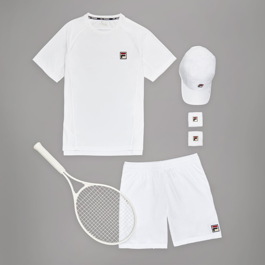 2e00f465a6b2 The Core and Fundamentals pieces are available on FILA.com and at tennis  specialty retail stores in the United States and Canada.