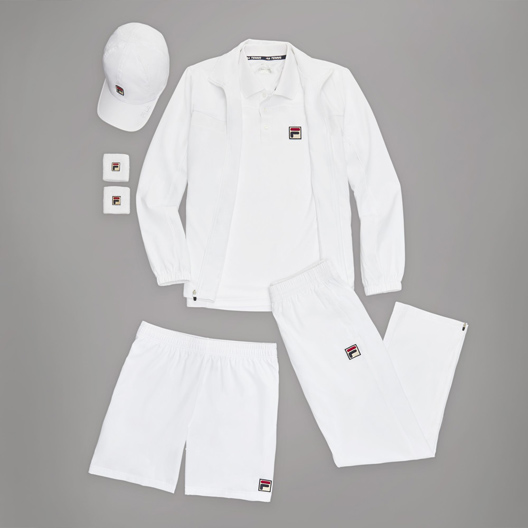 c3480d84c The Core and Fundamentals pieces are available on FILA.com and at tennis  specialty retail stores in the United States and Canada.